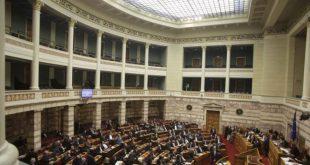 Με τις ψήφους της κυβερνητικής πλειοψηφίας ψηφίστηκε επί της αρχής το νομοσχέδιο για τους ΟΤΑ