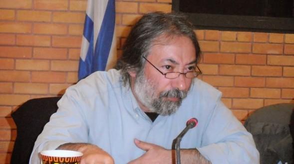 Ο Δήμαρχος Χαϊδαρίου Μιχάλης Σελέκος