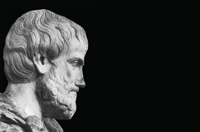Αριστοτέλης - θεατρική παράσταση