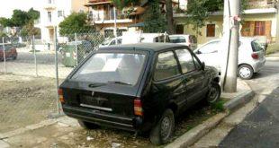 Απομάκρυνση των εγκαταλειμμένων οχημάτων στον Δήμο Αγίας Παρασκευής