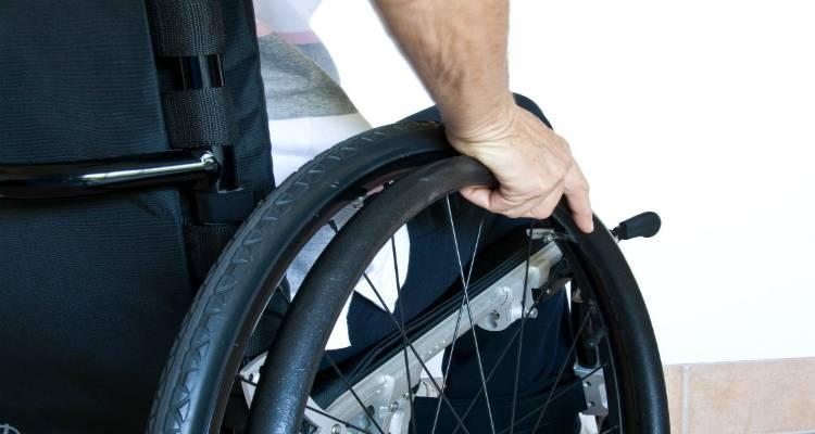Συλλαλητήριο ατόμων με αναπηρία