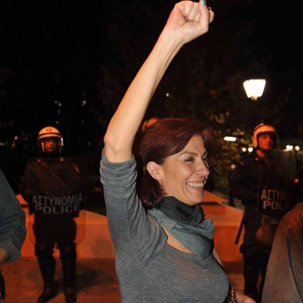 Δούρου παύει την Αντιπεριφερειάρχη Κατερίνα Θανοπούλου