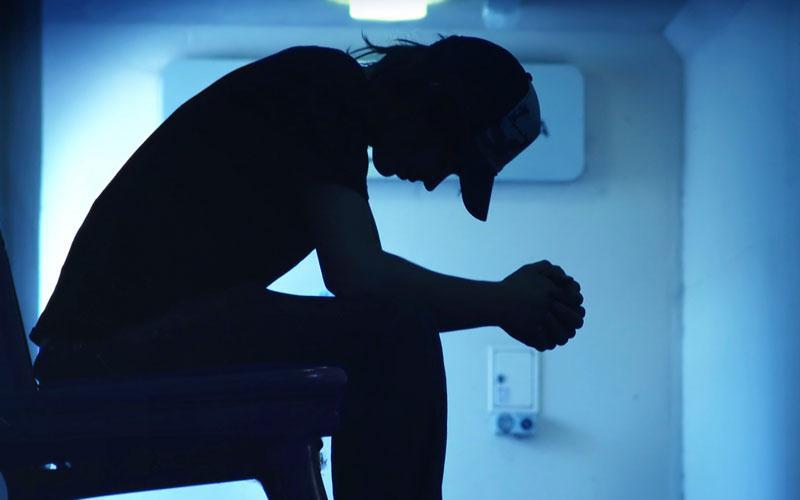 Ανησυχία, φόβος, οργή, ντροπή