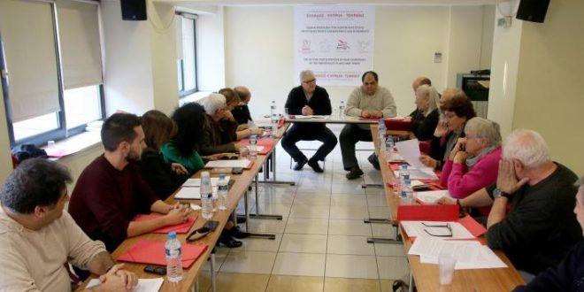 «Εκφράζουμε την κατηγορηματική μας αντίθεση στην παρουσία του ΝΑΤΟ στο Αιγαίο » , τονίζουν τα κινήματα Ειρήνης Ελλάδας – Κύπρου – Τουρκίας