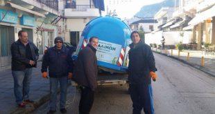 Νέες δράσεις ανακύκλωσης προωθεί ο Δήμος Μουζακίου – Τοποθετήθηκαν κάδοι συλλογής γυάλινων συσκευασιών