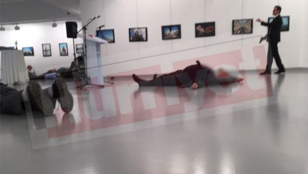 δολοφονίας του Ρώσου Πρέσβη