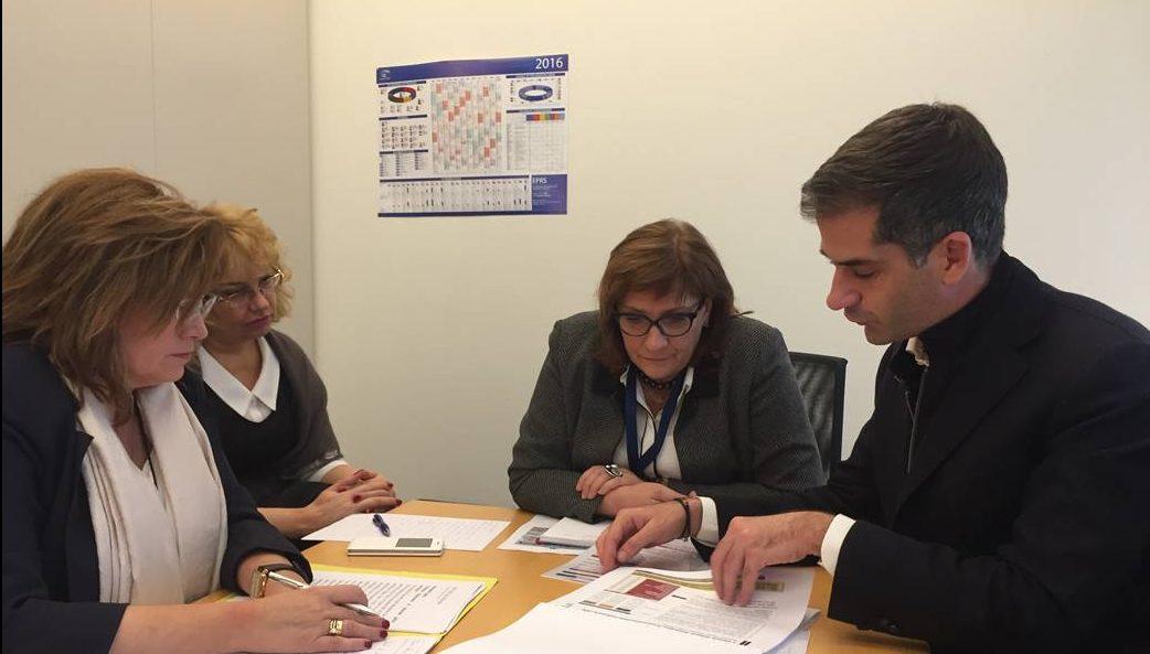 υποχρηματοδότηση της Στερεάς Ελλάδας