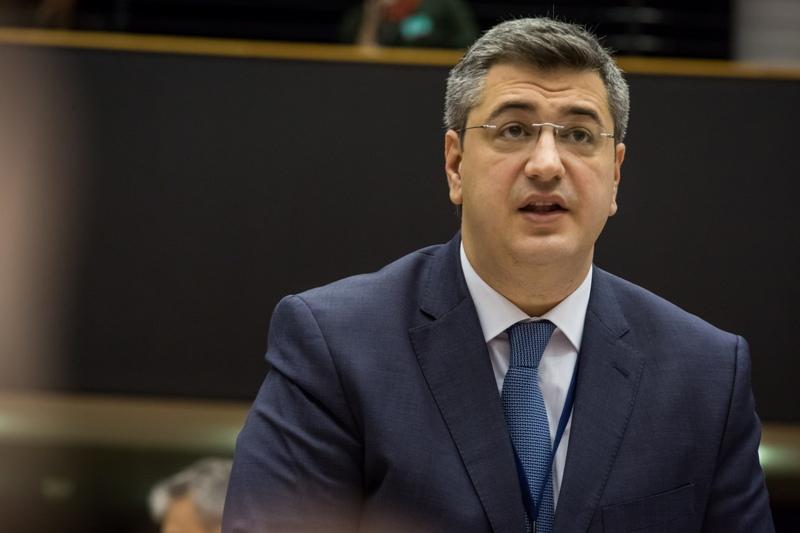 Ευρώπη την Τουρκία Τζιτζικώστας