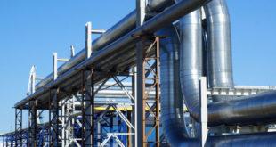 επέκταση του δικτύου διανομής φυσικού αερίου
