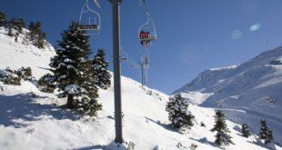 χιονοδρομικό κέντρο του Παρνασσού στην Τοπική Αυτοδιοίκηση