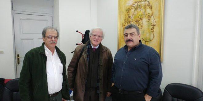 συνεργασία Περιφέρειας Κρήτης -ΕΛΚΕΘΕ
