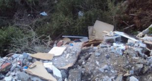 Σοβαρό πρόβλημα ρύπανσης από ανεξέλεγκτη απόρριψη αποβλήτων στον Δήμο Παγγαίου-Προειδοποιεί για πρόστιμα ο Δήμος