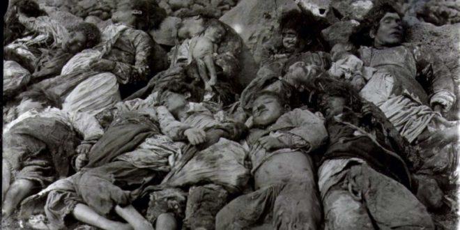 Εκδηλώσεις Μνήμης για την 102η Επέτειο από την Γενοκτονία των Αρμενίων από την Τουρκία το 1915