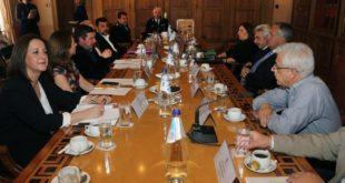 Ολοκληρωμένο σχέδιο ασφάλειας για την Αθήνα, ζητά ο Δήμαρχος Αθηναίων