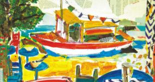 Έκθεση Ζωγραφικής «…Σαν εκδρομή» της εικαστικού Όλγας Μαντζουράνη – Ανδρικοπούλου, στον Δήμο Μαρκοπούλου