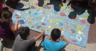 Κατασκηνωτικό πρόγραμμα στην πόλη για παιδιά στον Δήμο Αγίας Βαρβάρας