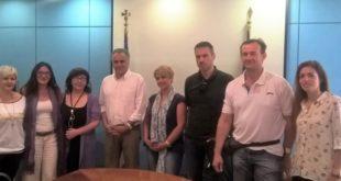 Συνάντηση του Υπουργού Εσωτερικών με τον ΠΑΣΥΒΝ