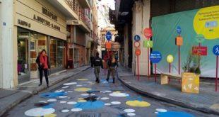 Αναβάλλονται οι πεζοδρομήσεις στο εμπορικό τρίγωνο της Αθήνας