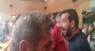 Εργαζόμενοι διέκοψαν τη συνεδρίαση της Οικονομικής Επιτροπής στον Δήμο Θεσσαλονίκης (Βίντεο)