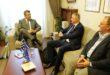 Συνάντηση Τζιτζικώστα Markkula-Επαινετικά λόγια για την Περιφέρεια Κεντρικής Μακεδονίας