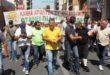 Με μεγαλύτερη αποφασιστικότητα συνεχίζεται ο αγώνας των εργαζομένων στην Τοπική Αυτοδιοίκηση