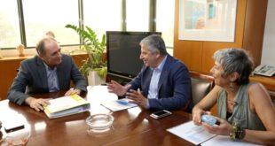 Δέσμευση Σταθάκη για επιστροφή στους Δήμους του 50% των προστίμων από περιβαλλοντικές και πολεοδομικές παραβάσεις