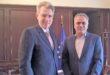 Συνάντηση του Υπουργού Εσωτερικών με τον Πρέσβη των ΗΠΑ στην Ελλάδα