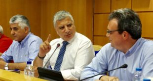 Γιώργος Πατούλης : «Εθνική υπόθεση το ζήτημα της ανακύκλωσης»