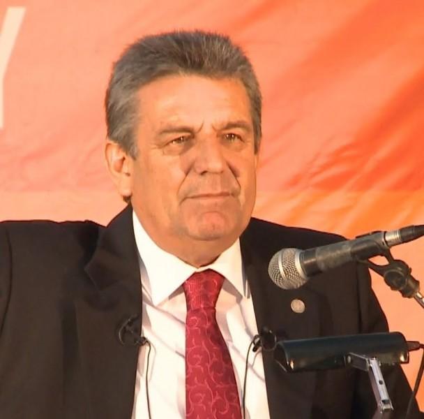 Ο Δήμαρχος Ιλίου κ. Νίκος Ζενέτος