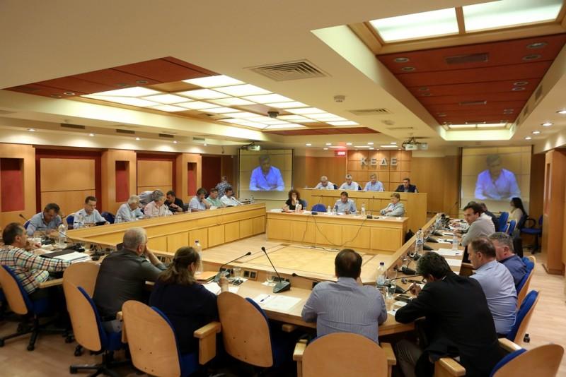 νομοσχέδιο του Υπουργείου Εσωτερικών