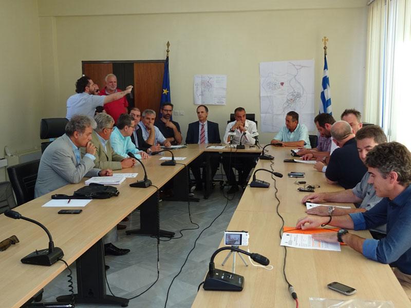 πανεπιστημιουπολη δυτικη μακεδονια συσκεψη