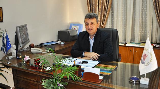 Του Προέδρου της ΠΕΔ Θεσσαλίας και Δημάρχου Μουζακίου κ. Γεωργίου Κωτσού