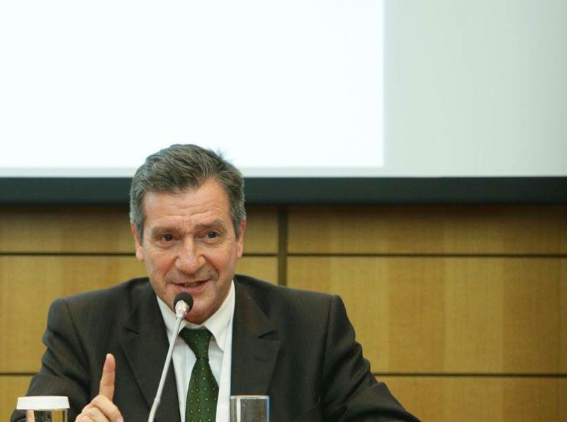 Συνέντευξη τύπου για την documenta 14 καμινης