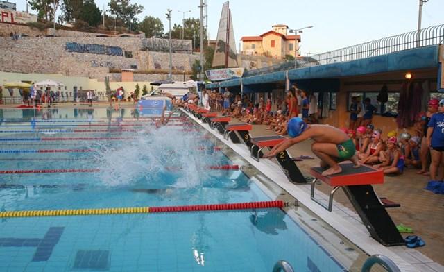 προγράμματα κολύμβησης στον Δήμο Πειραιά