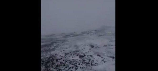 πρώτα χιόνια