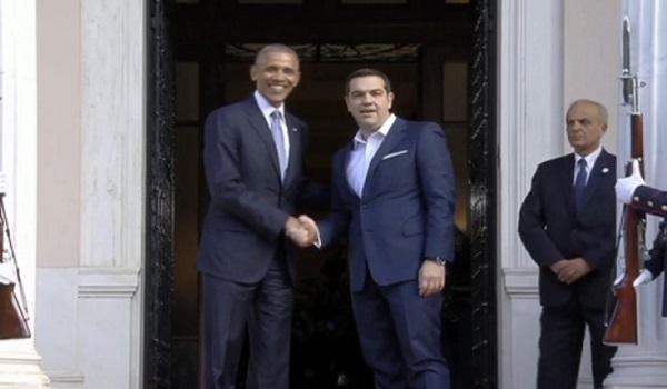 ΚΚΕ για την επίσκεψη Ομπάμα