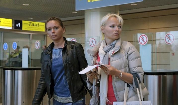 Ρώσοι τουρίστες