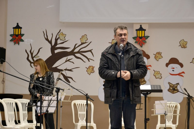 συναυλία του Δημοτικού Ωδείου Μουζακίου Κωτσός
