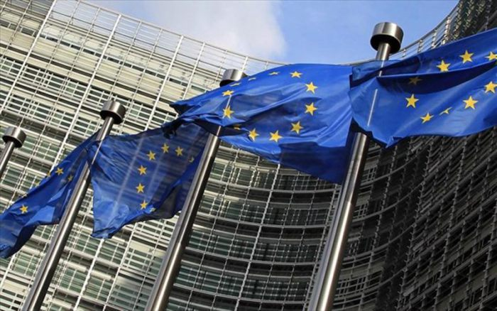 Χρηματοδότηση από την Ευρωπαϊκή Επιτροπή