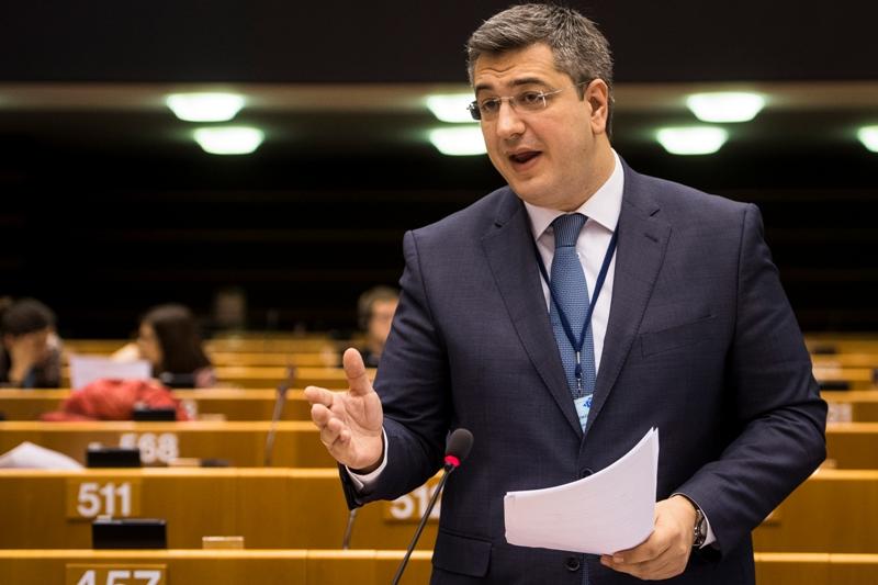 Τζιτζικώστας Βρυξέλλες προσφυγικό