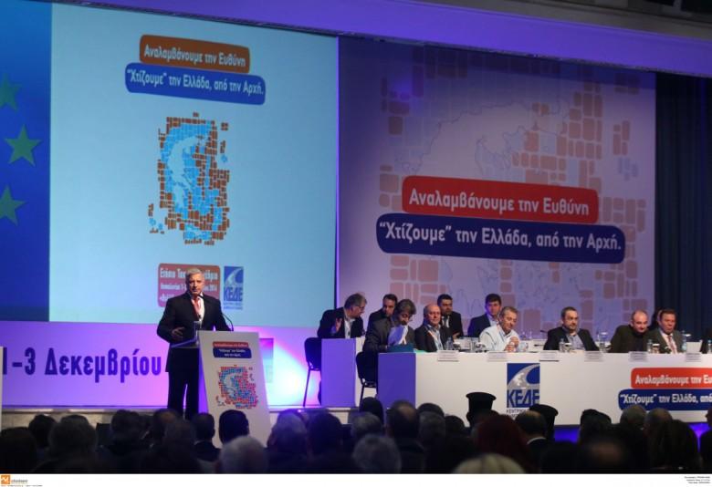 live το Ετήσιο Τακτικό Συνέδριο της ΚΕΔΕ
