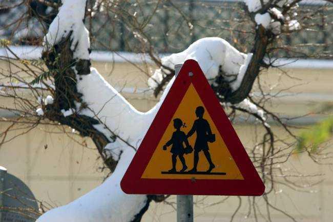 Λήμνο και Λέσβο , κλειστά τα σχολεία