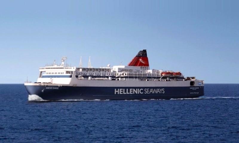 ακτοπλοϊκή σύνδεση των νησιών του Βορείου Αιγαίου