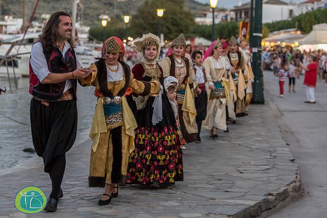 Φεστιβάλ Παραδοσιακών Χορών «Διαμαντής Παλαιολόγος»