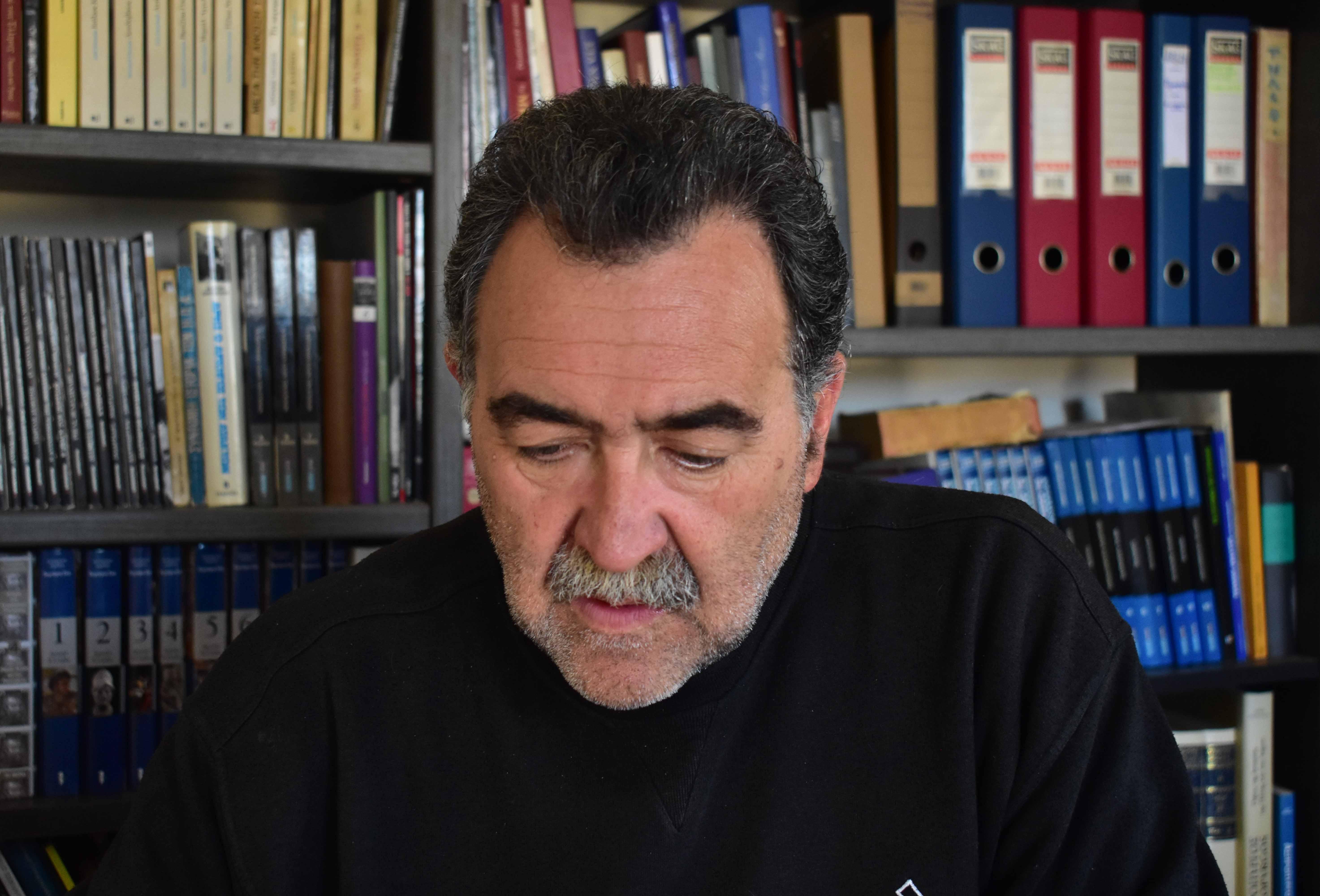 Μάκης Μοσχοβούδης